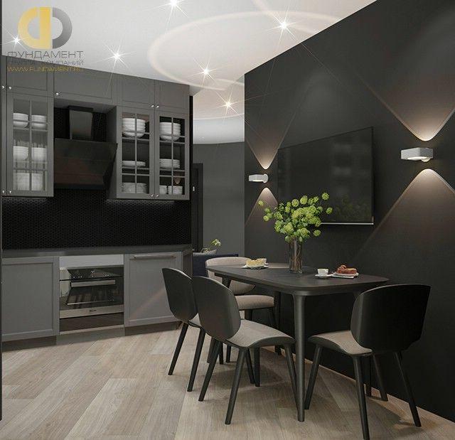 Дизайн кухни 9 кв. м. 28 фото новинок 2016-2017 гг.