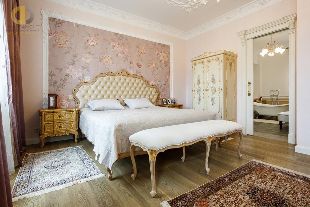Спальня в Химках в стиле неоклассика