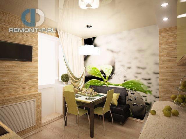 Дизайн кухни 10 кв. м с диванчиком в обеденной зоне. Фото новинок 2016