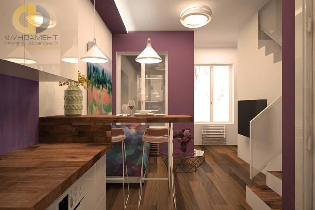 Современные идеи дизайна гостиной. Фото интерьера дома