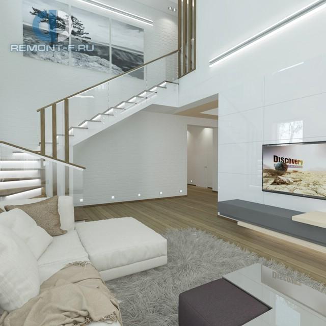 Двухэтажный красивый дом в п. Светлогорье. Фото внутри
