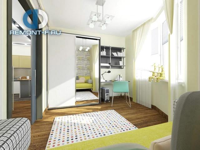 Дизайн комнаты 10 кв.м для подростка мальчика