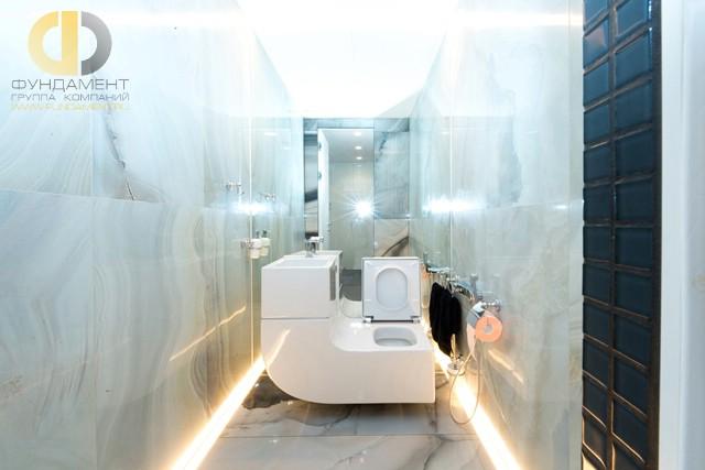 Ремонт двухкомнатной квартиры в новостройке на Нижегородской с материалами 2016