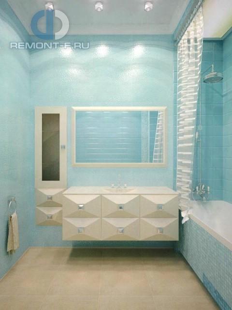 Современные идеи в дизайне ванной комнаты неоклассика. Фото 2016