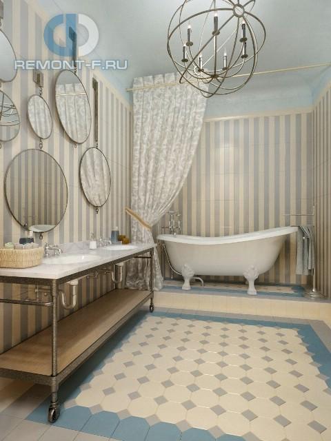 Красивые квартиры. Фото интерьера ванной комнаты