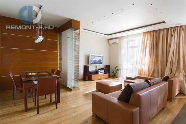 Дизайн интерьера квартиры в современном стиле. Реальные фотографии