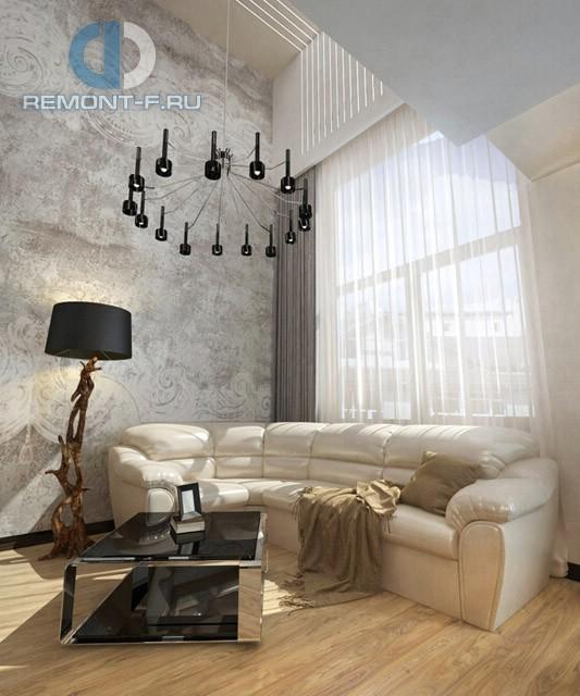 Красивые квартиры. Фото интерьера гостиной в Котельниках