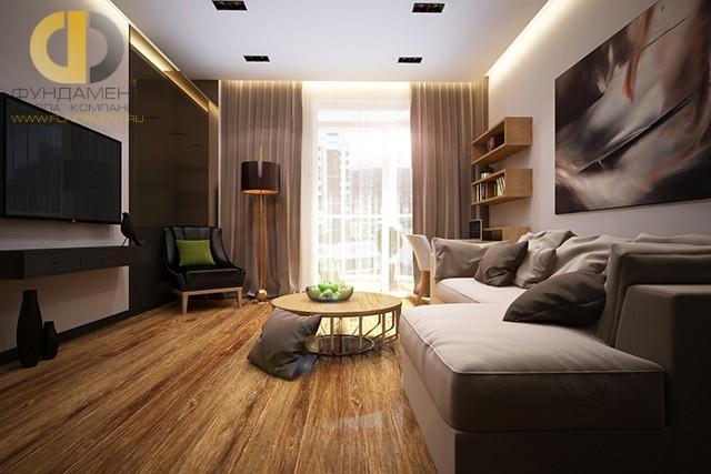 интерьера кв 40 дизайн м фото гостиной