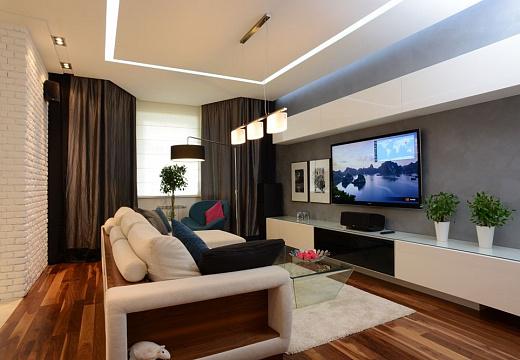 Современный дизайн ремонт квартир