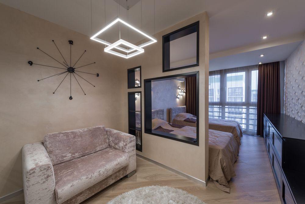 Интерьер детской после ремонта в квартире в стиле буржуазный минимализм