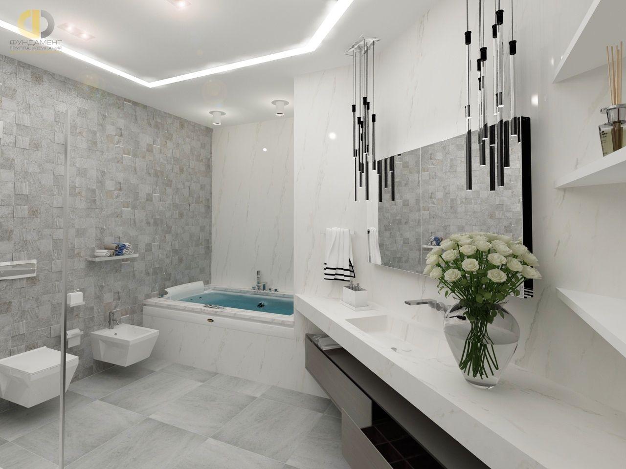 5 важных моментов для правильного подбора сантехники в дизайне интерьера ванной комнаты