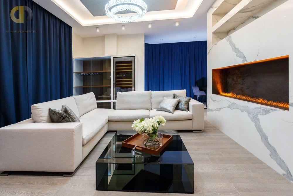 5 советов по размещению камина в квартире