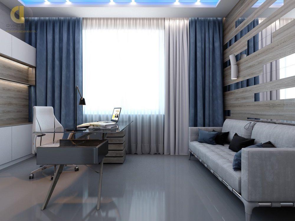 7 интересных идей по оформлению дизайна интерьера кабинета в разных стилях