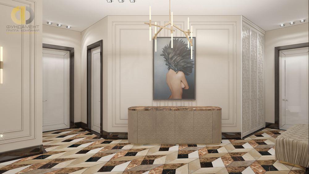 Как увеличить пространство коридора в дизайне интерьера: 9 эффективных приемов