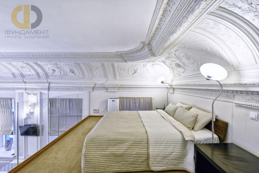 Традиционная лепнина из гипса для декора интерьеров в классическом стиле