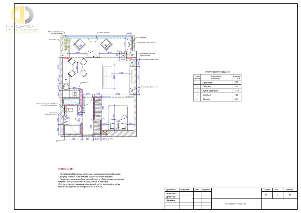 Дизайн современной кухни с угловой планировкой на ул. Пятницкой