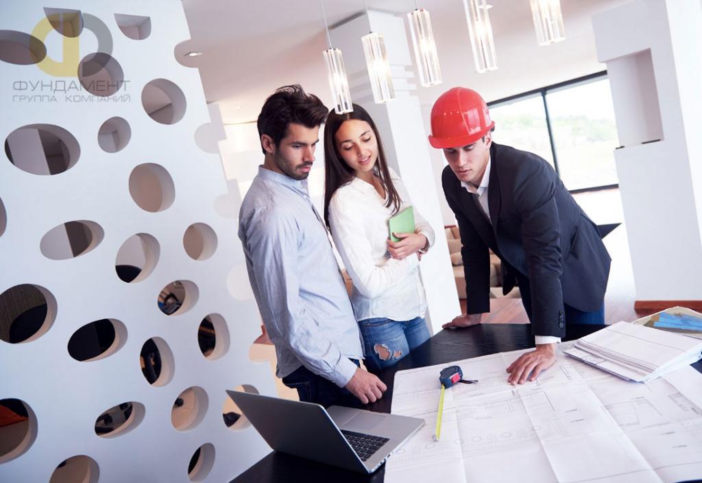 Акт приемки квартиры в новостройке у застройщика. Услуга от ГК «Фундамент»