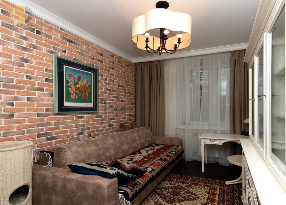 Дизайн квартир в стиле лофт