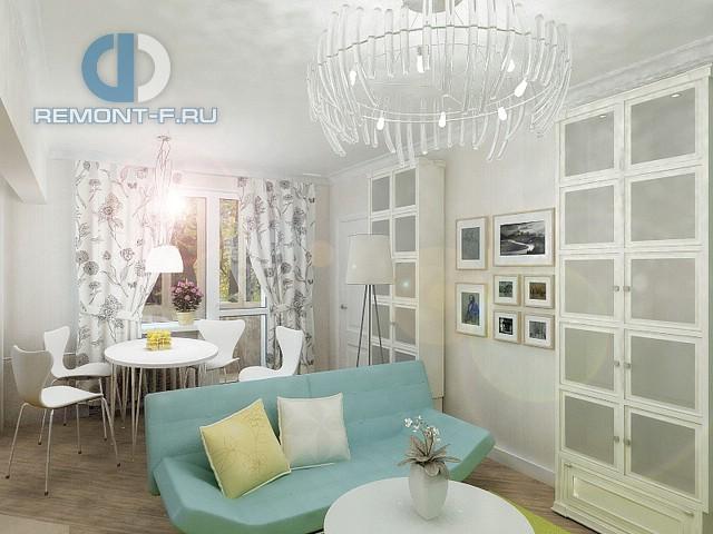 Ремонт в скандинавском стиле в квартире на ул. Планетной