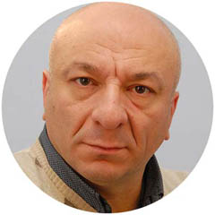 Михаил Багдасаров – актер и режиссер
