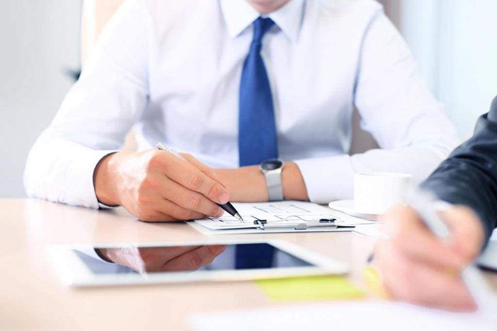 Подписание акта приемки квартиры в новостройке у застройщика
