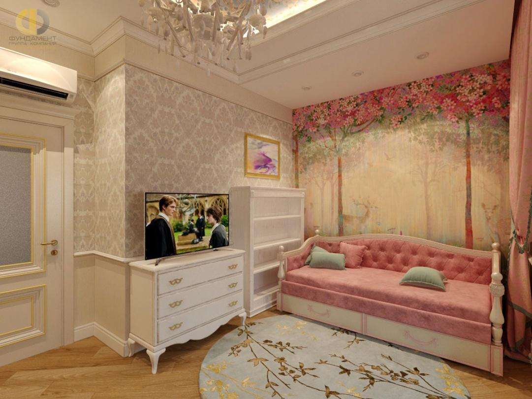 Дизайн детской комнаты для девочки 12 лет