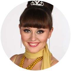 Мария Кравченко – актриса Comedy Woman